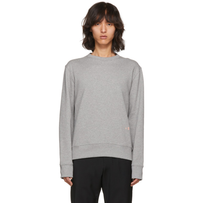 Grey Faise Sweatshirt by Acne Studios