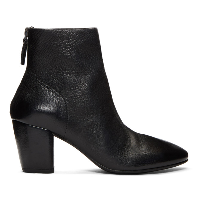 Marsèll Black Coltello 65 Boots