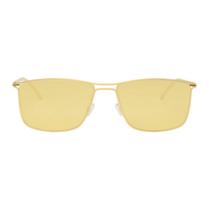 9fa46ca1688 gold-berge-sunglasses by mykita