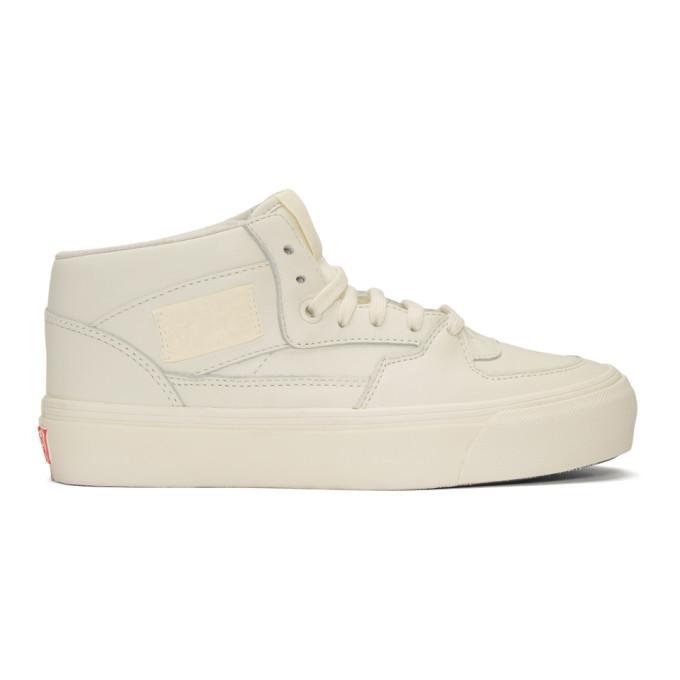 Vans Off-White Steve Caballero Edition Og Half Cab Lx Sneakers In  Marshmellow 806967a38