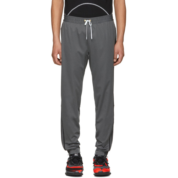 Grey Bonded Track Pants adidas by Kolor