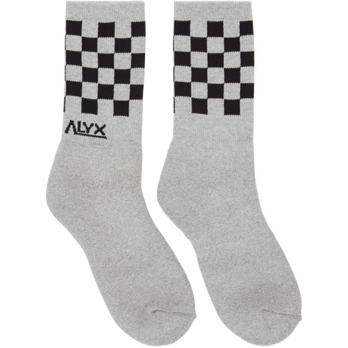 ALYX Modello B Checkerboard Socks
