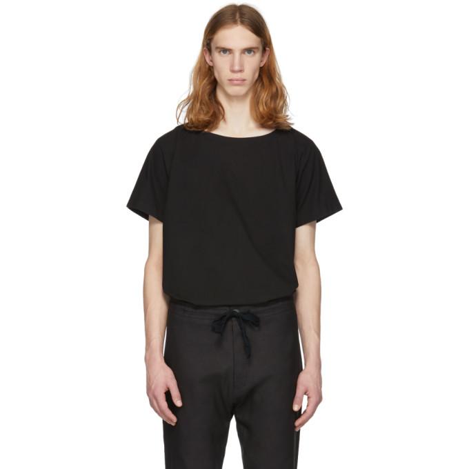 JAN-JAN VAN ESSCHE Jan Jan Van Essche Short Sleeve T-Shirt - Black
