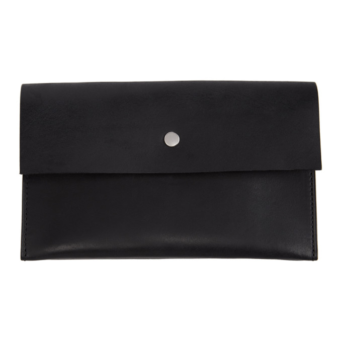 SULVAM Sulvam Black Continental Wallet