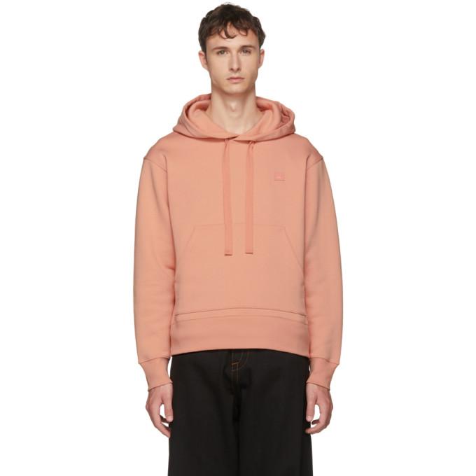 Hooded Sweatshirt Pale Pink