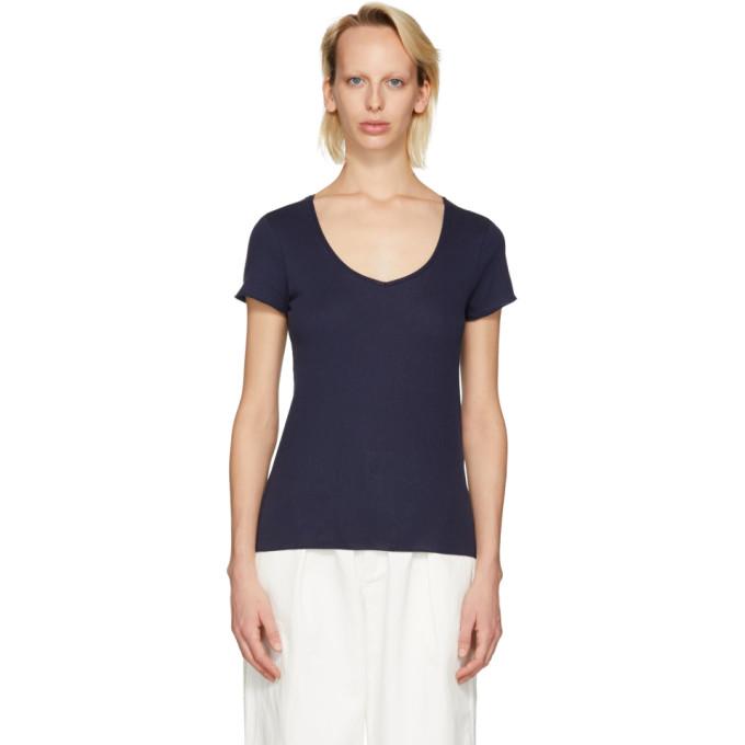 Navy Paula T-Shirt A.P.C.