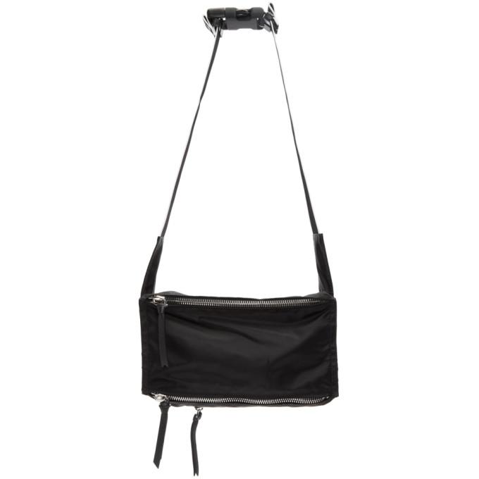 GIVENCHY Black Nylon Pandora Bum Bag