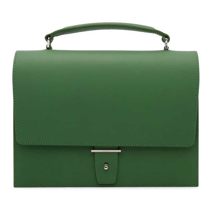 PB 0110 Pb 0110 Green Top Handle Bag