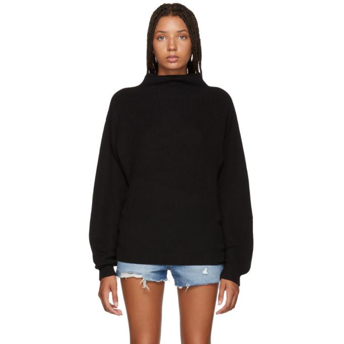 WON HUNDRED Won Hundred Black Catharine Sweater in 9999 Black