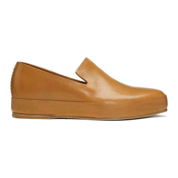 FEIT Feit Tan Hand Sewn Loafers
