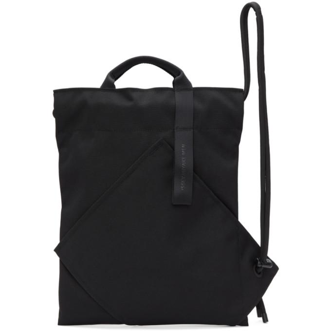 Black Kinchaku Shoulder Bag from SSENSE