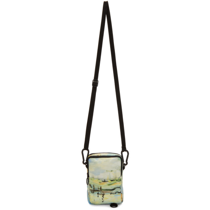 Multicolor Lake Hip Bag by Off White
