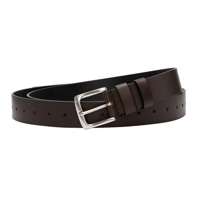 XL Leather Belt VETEMENTS