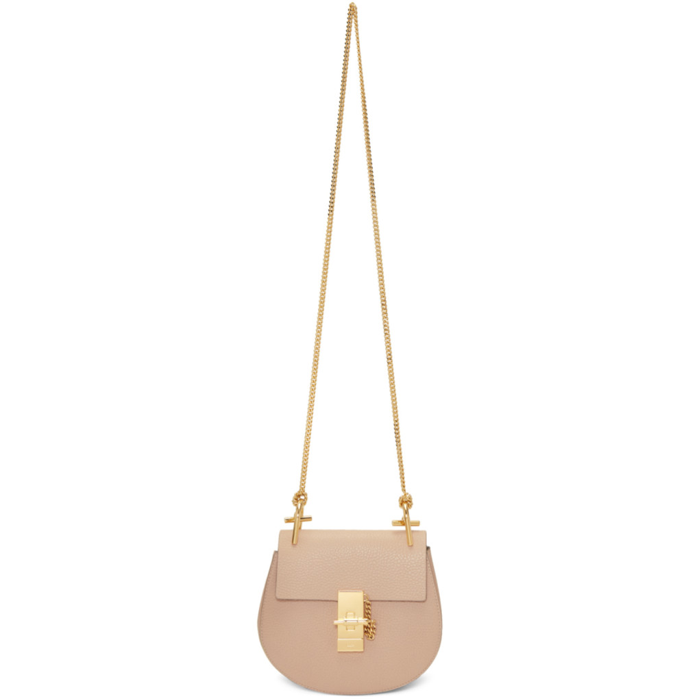 Pink Mini Drew Bag by ChloÉ