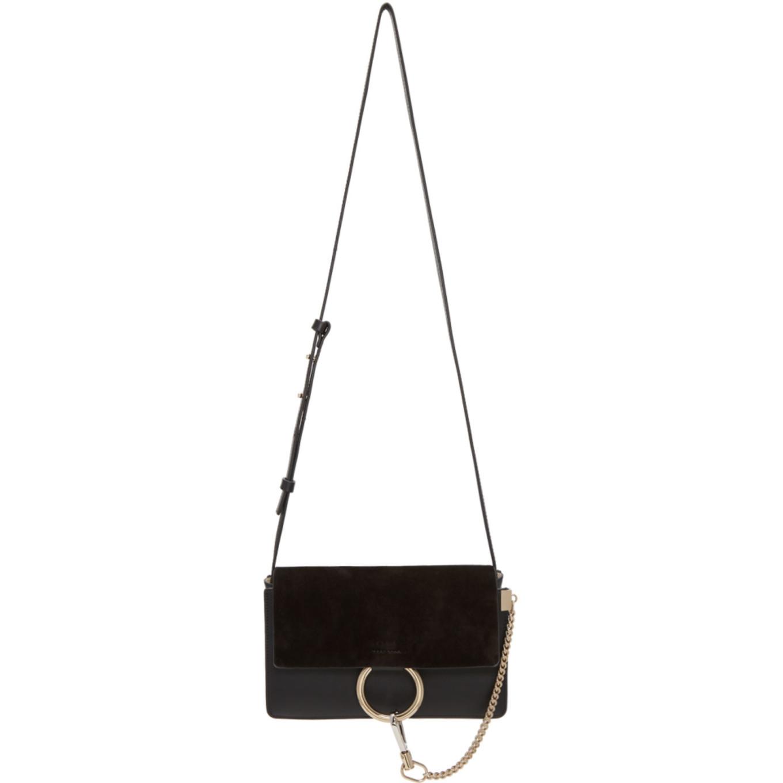 Black Small Faye Bag by ChloÉ