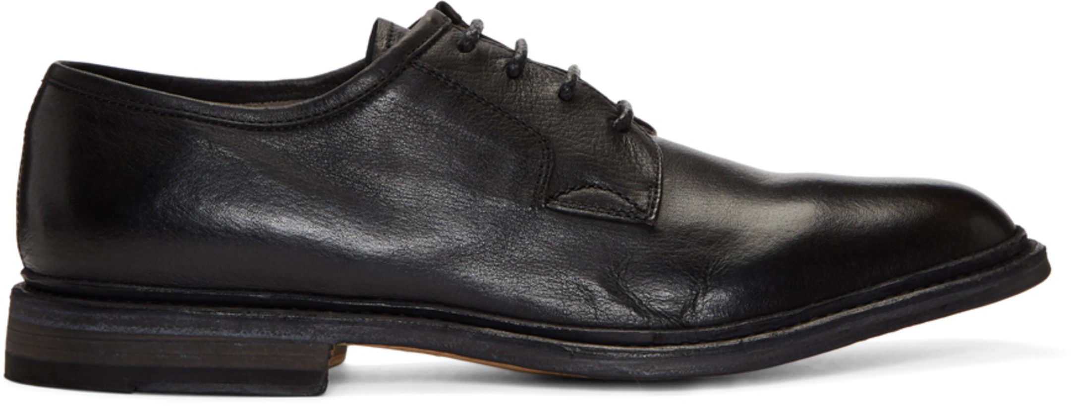 Officine Creative Black Durham 2 Derbys