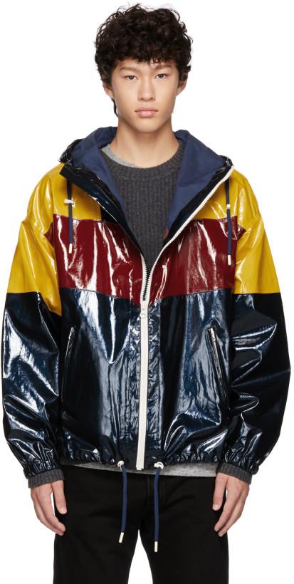 Isabel Marant Multicolor Hudson Rain Jacket