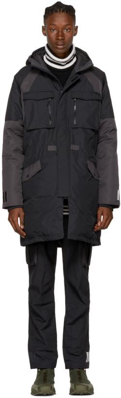 adidas x White Mountaineering Black Down Jacket