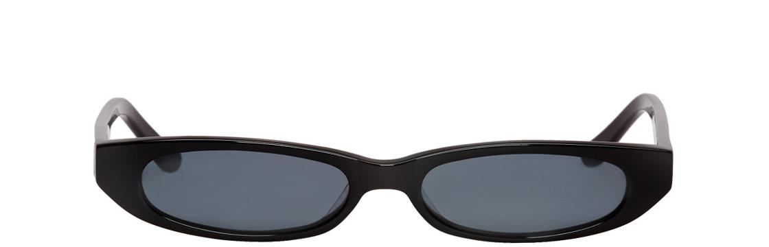 Roberi & Fraud - Black Frances Sunglasses