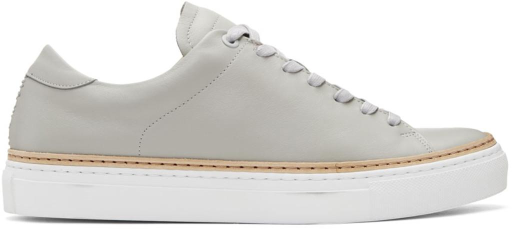 No.288 Grey Prince Sneakers zM3POg