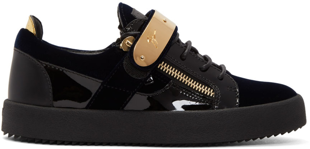 Tiger of Sweden Black May London Sneakers FeU0s9sgr