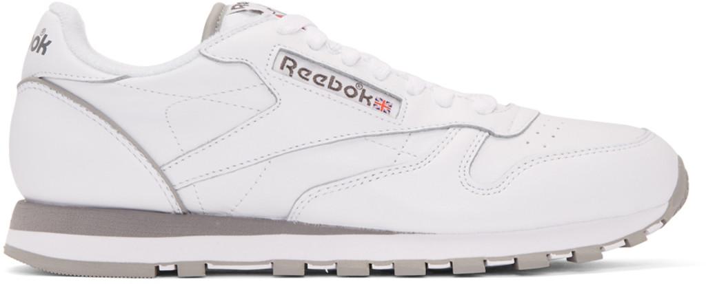 Hugo Grey SSENSE Edition Run.r 96 Sneakers