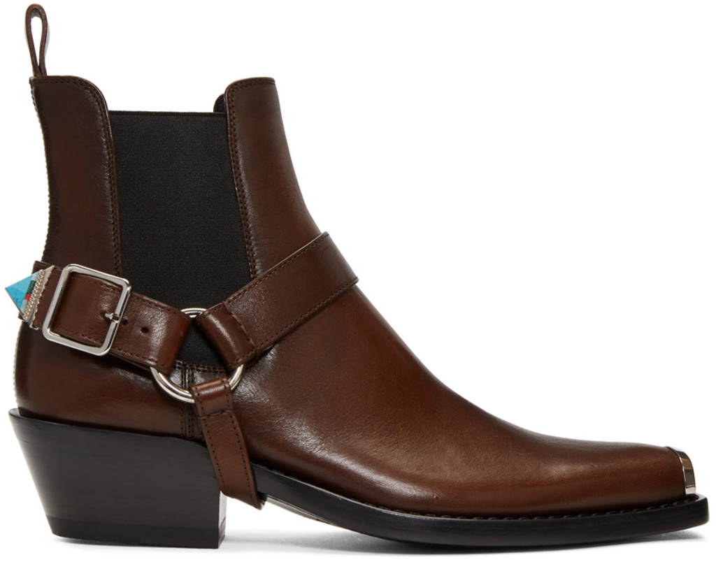 Maison Margiela Black Joyce Chelsea Boots zuJ9dQJTBs