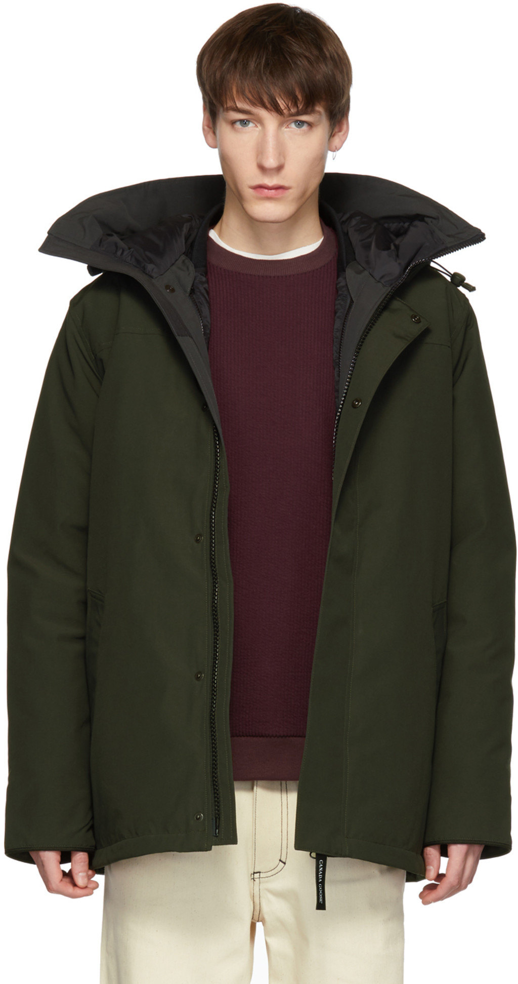 Canada SSENSE Collection Canada pour Hommes Goose AAgrT