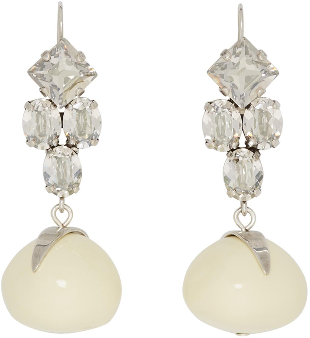 Designer earrings for Women   SSENSE