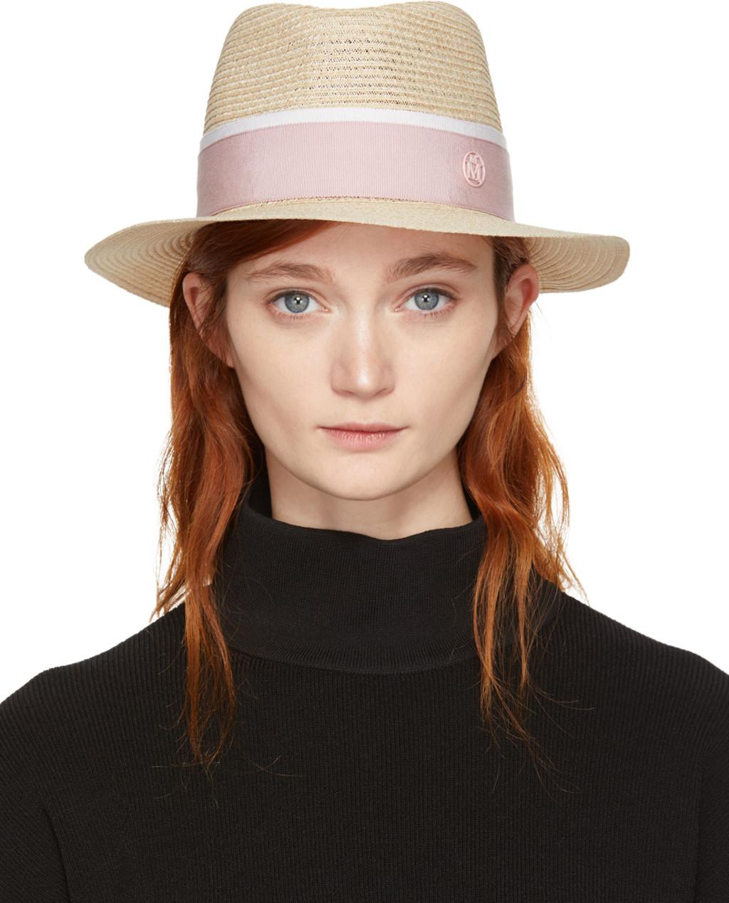 Grey Mini Rami Hat Beautiful People