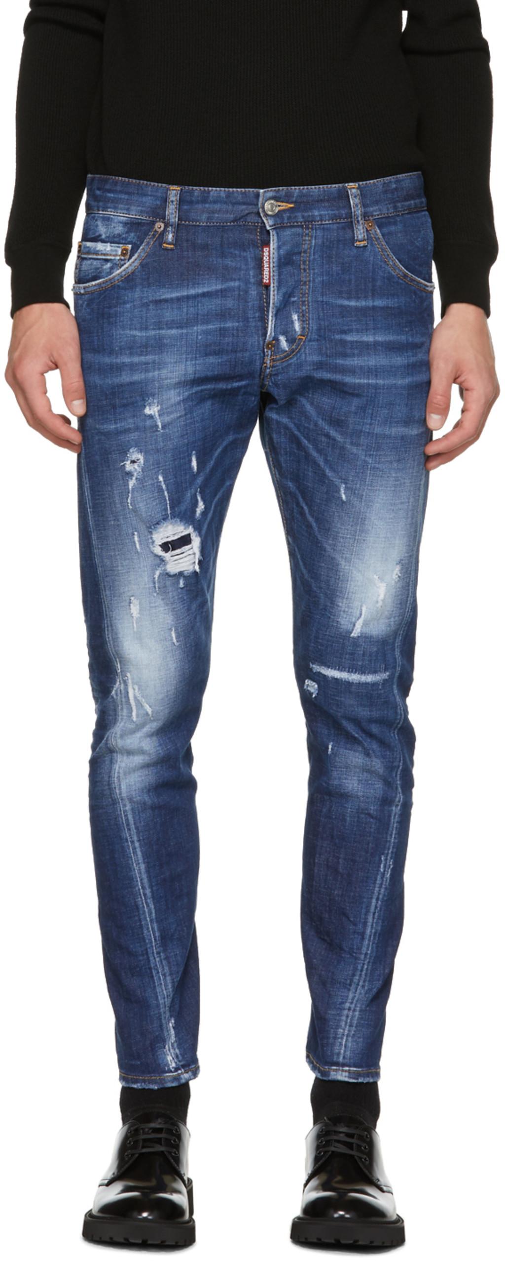 Dsquared2 Jeans For Men Ssense Canada