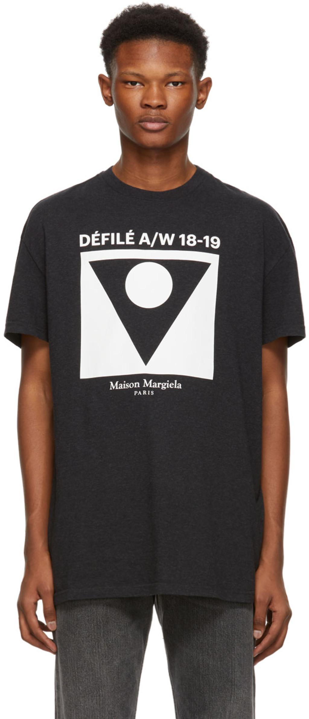 Maison Margiela T Shirts For Men Ssense
