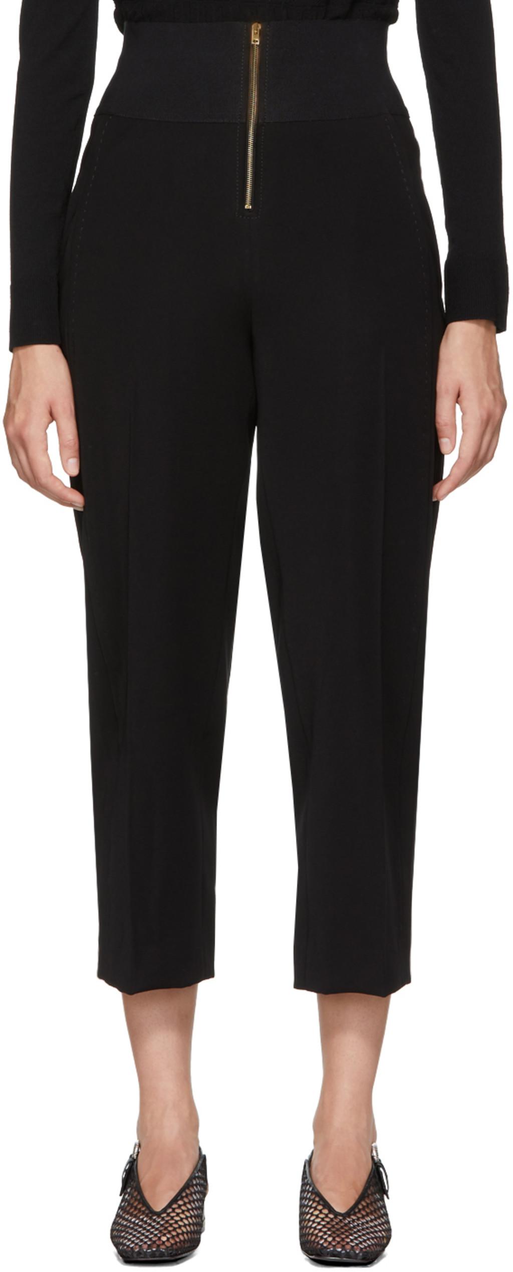 e7e0a3f3cbcec Carven pantalons pour Femmes   SSENSE France