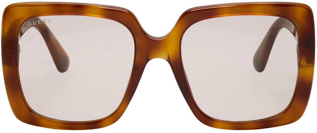 Gucci lunettes de soleil pour Hommes   SSENSE Canada 770687536769