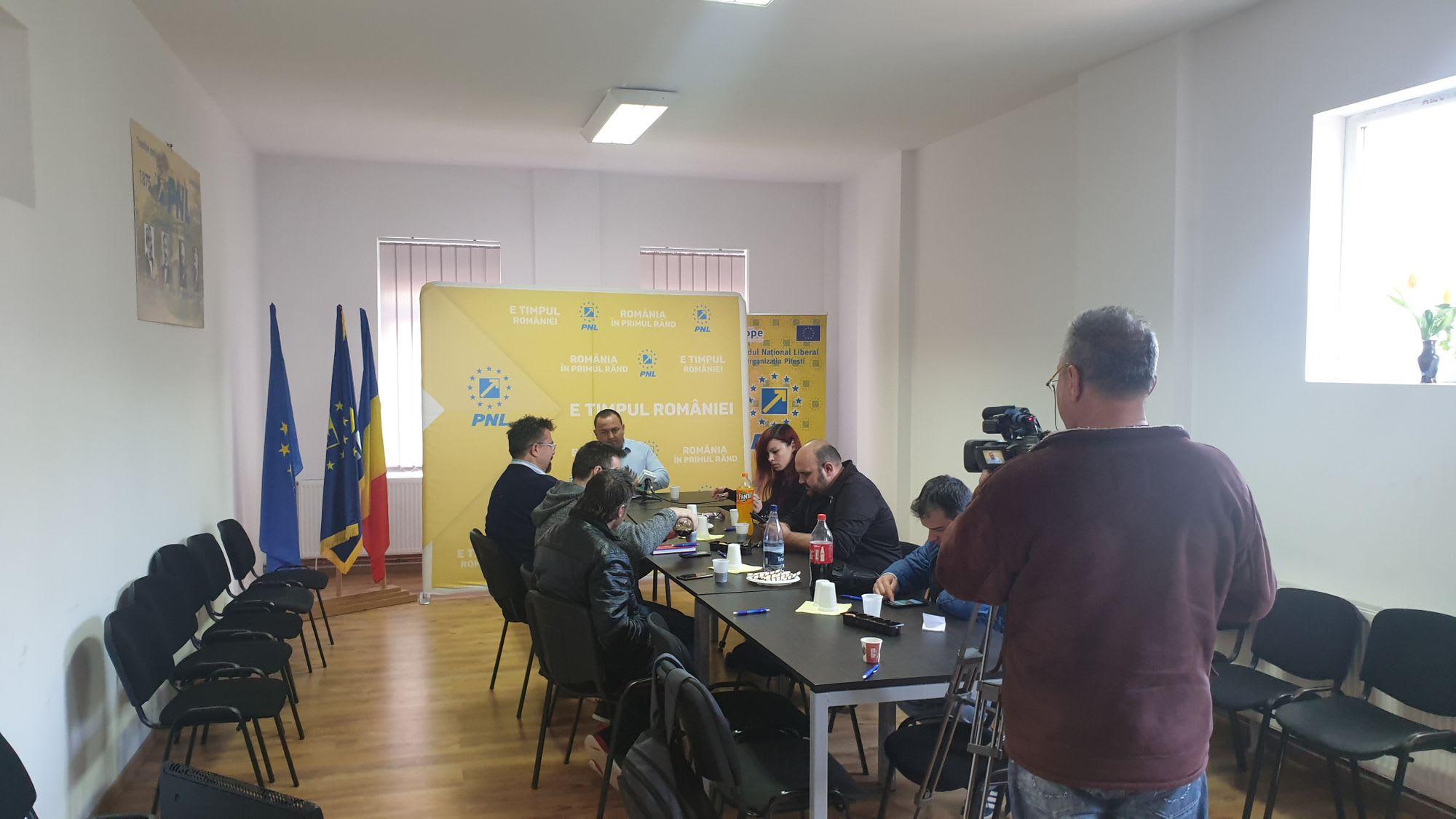 Conferință de presă 16.04.2019