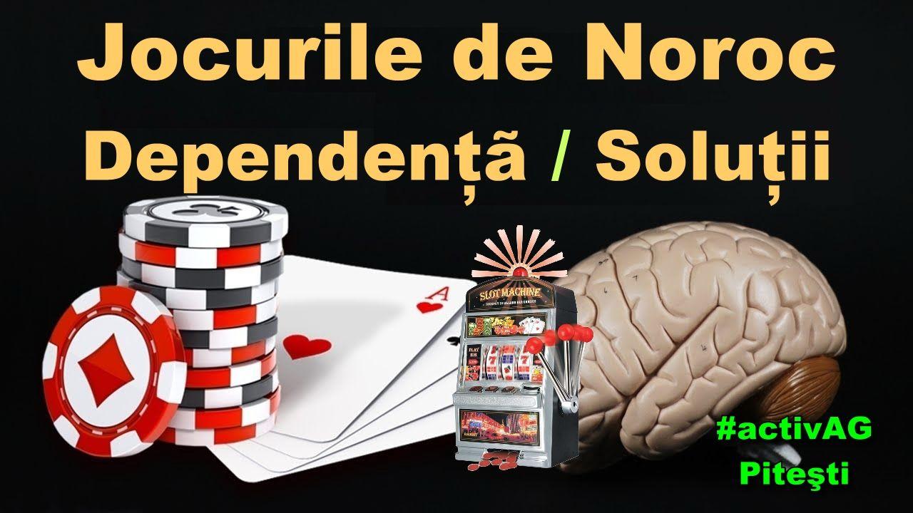 Dezbatere publică - Dependența de jocurile de noroc / Soluții