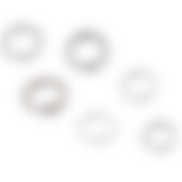 14 Gauge Seamless Ring