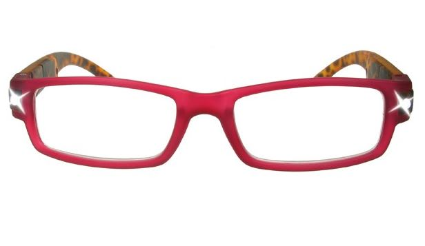 c5aa72cd6cd Trouva  Goodlookers Red 1.00 Eyelighter Reading Glasses