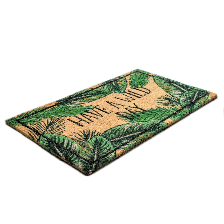 'Have a Wild Day' Doormat