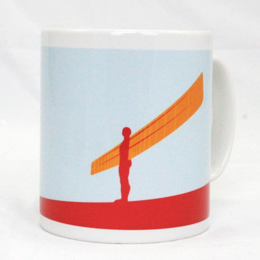 My World Publishing Angel Of The North Mug