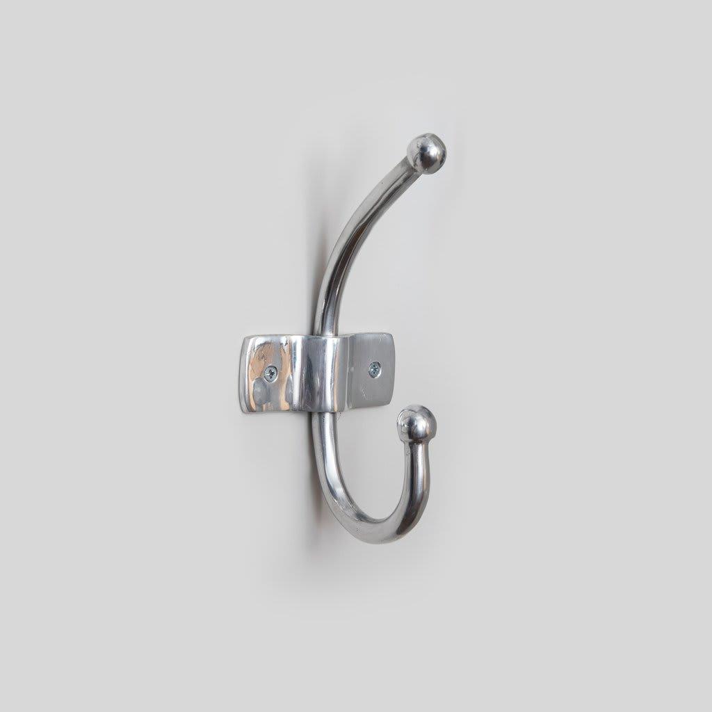 Distinctly Living Single Aluminium Hook