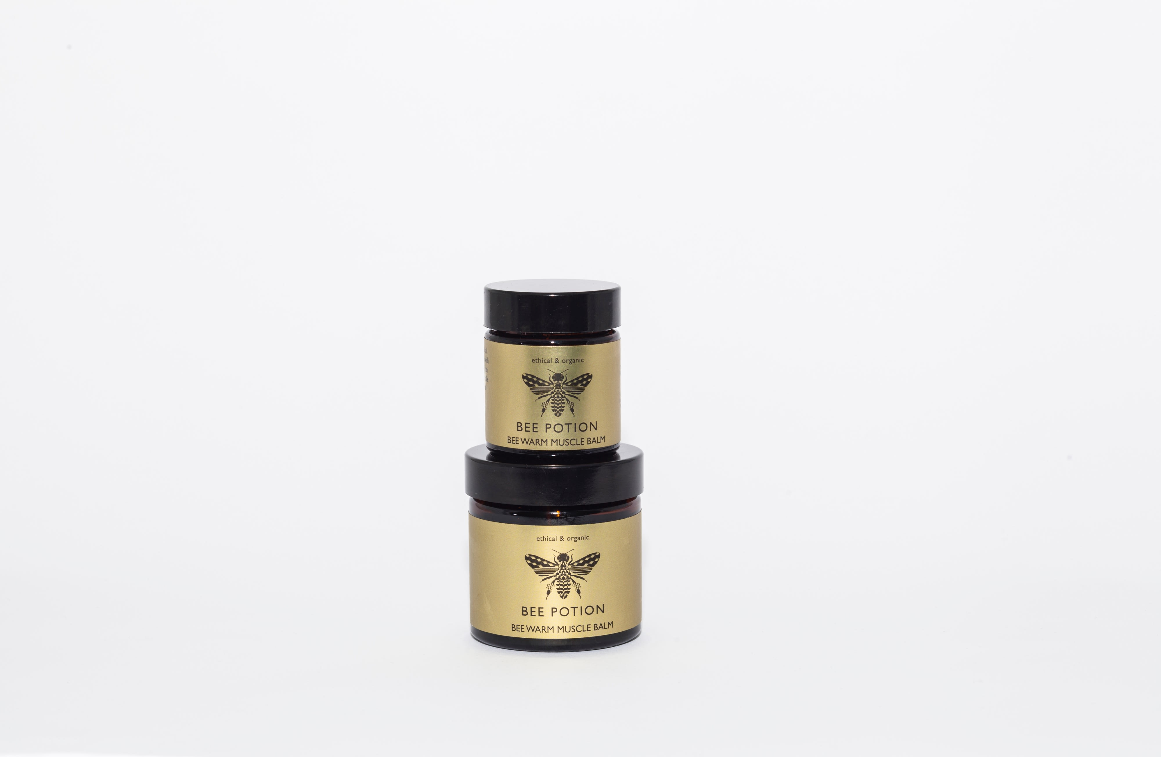 Bee Potion Bee Warm Muscle Balm