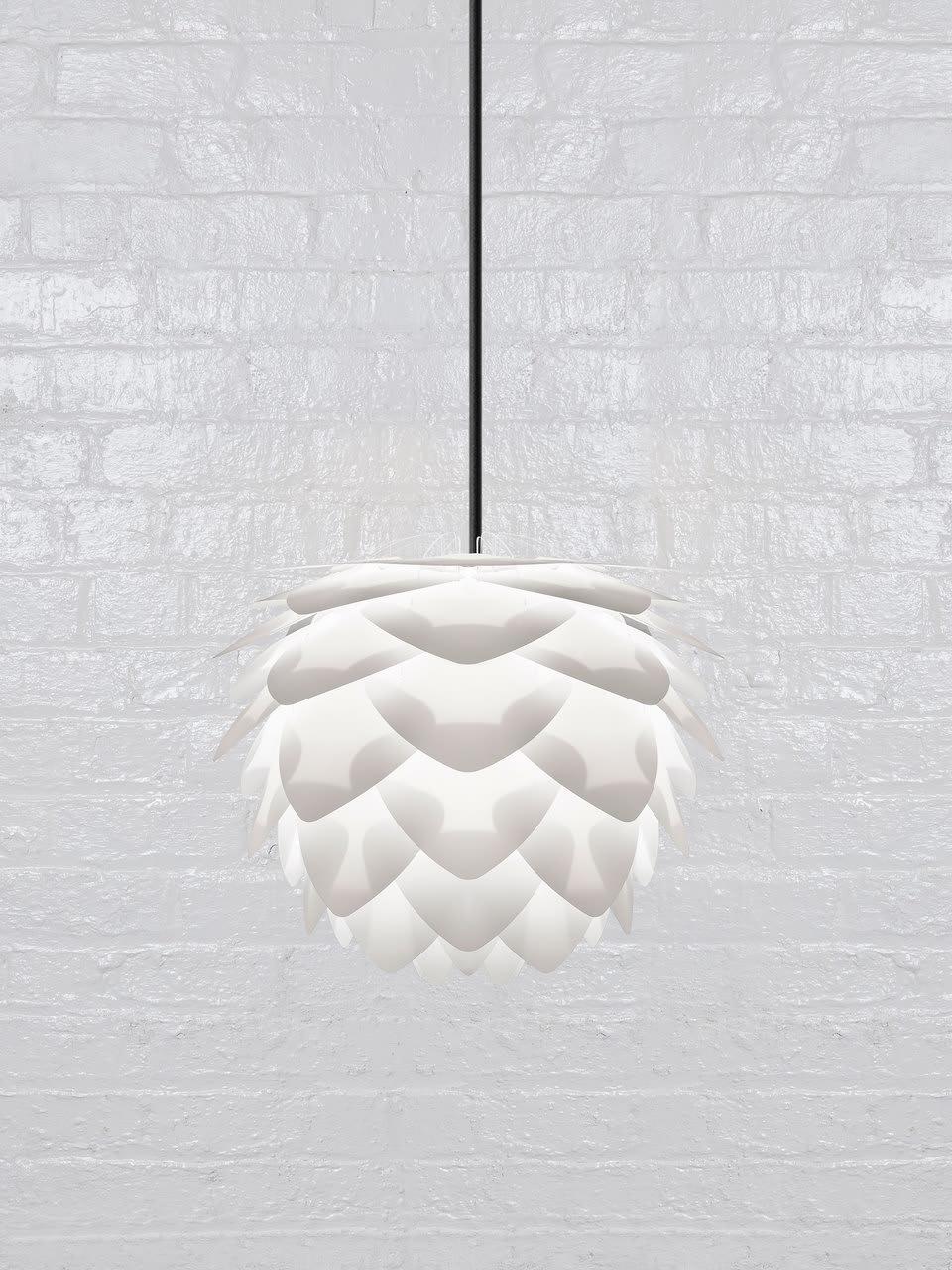 UMAGE White Silvia Lightshade By Vita Copenhagen