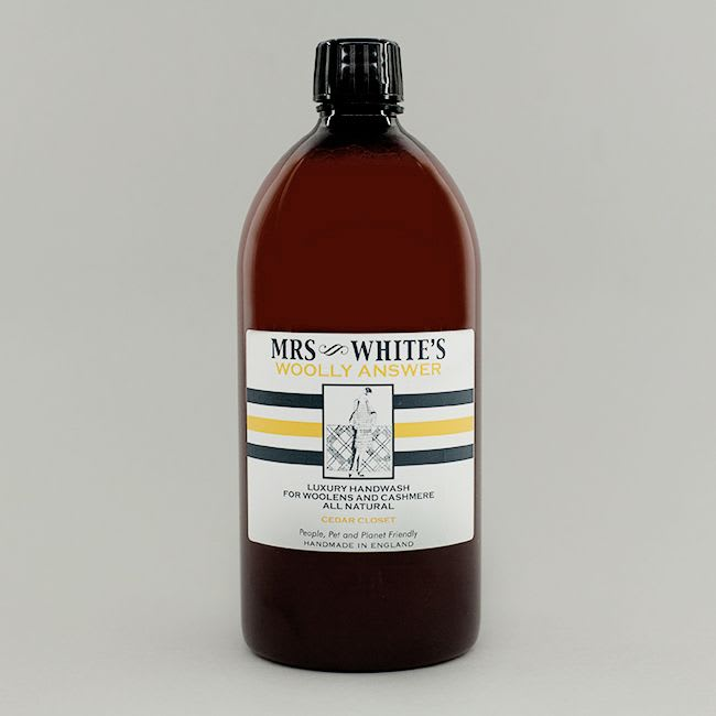 Mrs White's  Woolly Answer (Woollen Wash) 1 Litre