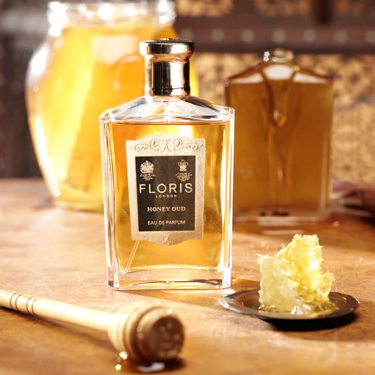 Floris London Honey Oud Eau De Parfum
