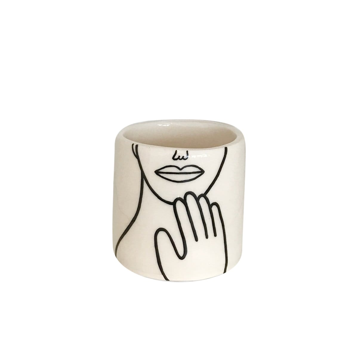 Louise Madzia Small Face Planter