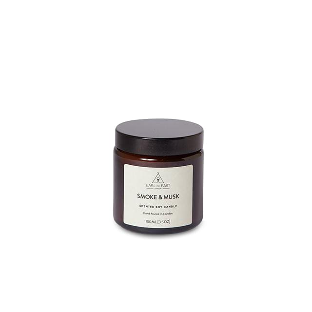 Earl of East London Small Smoke And Musk Candle