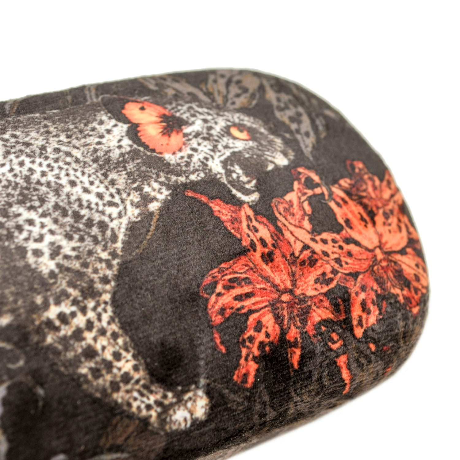 Santorus 'Leopard' Glasses Case