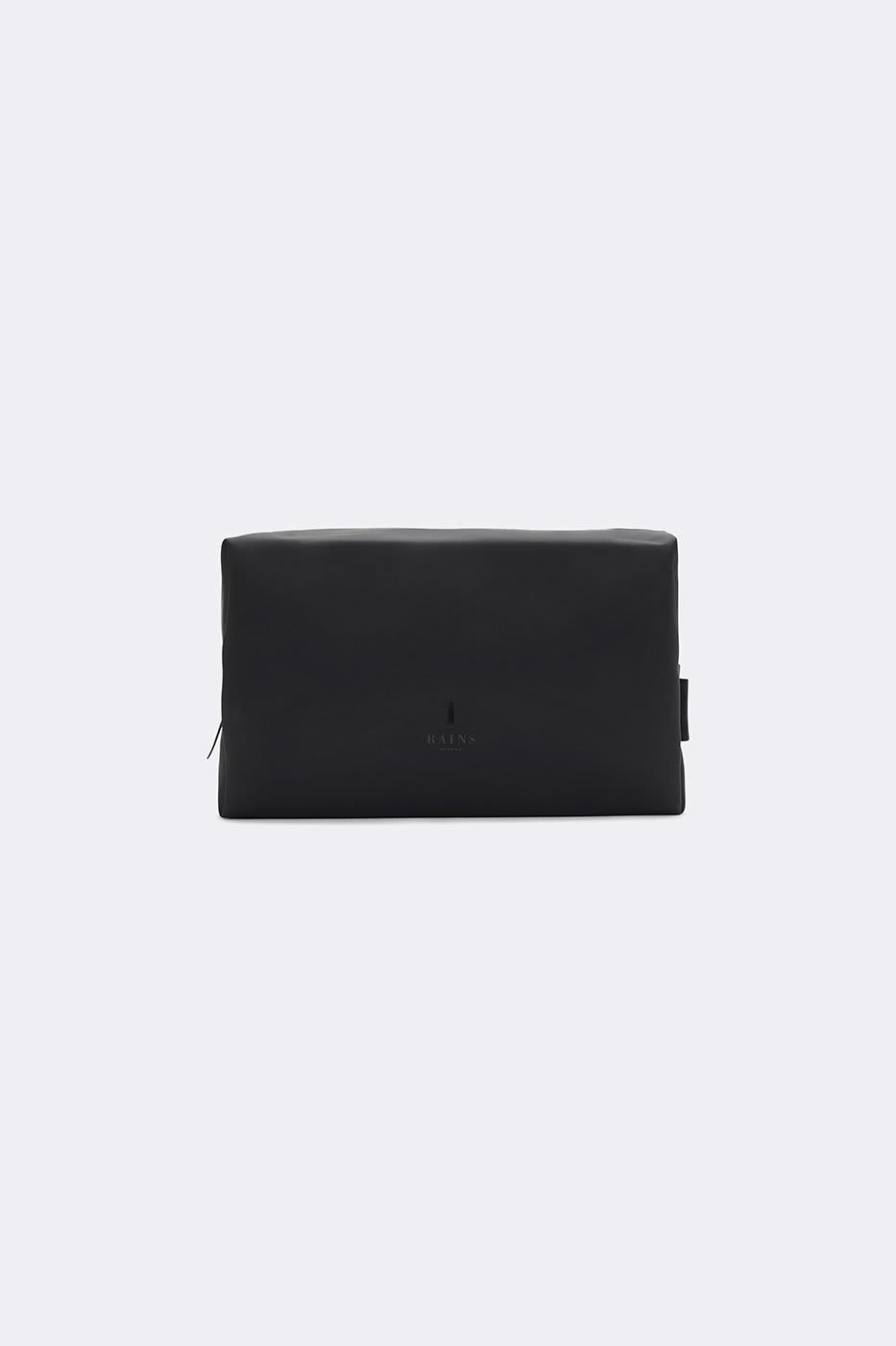 Rains Large Black Wash Bag