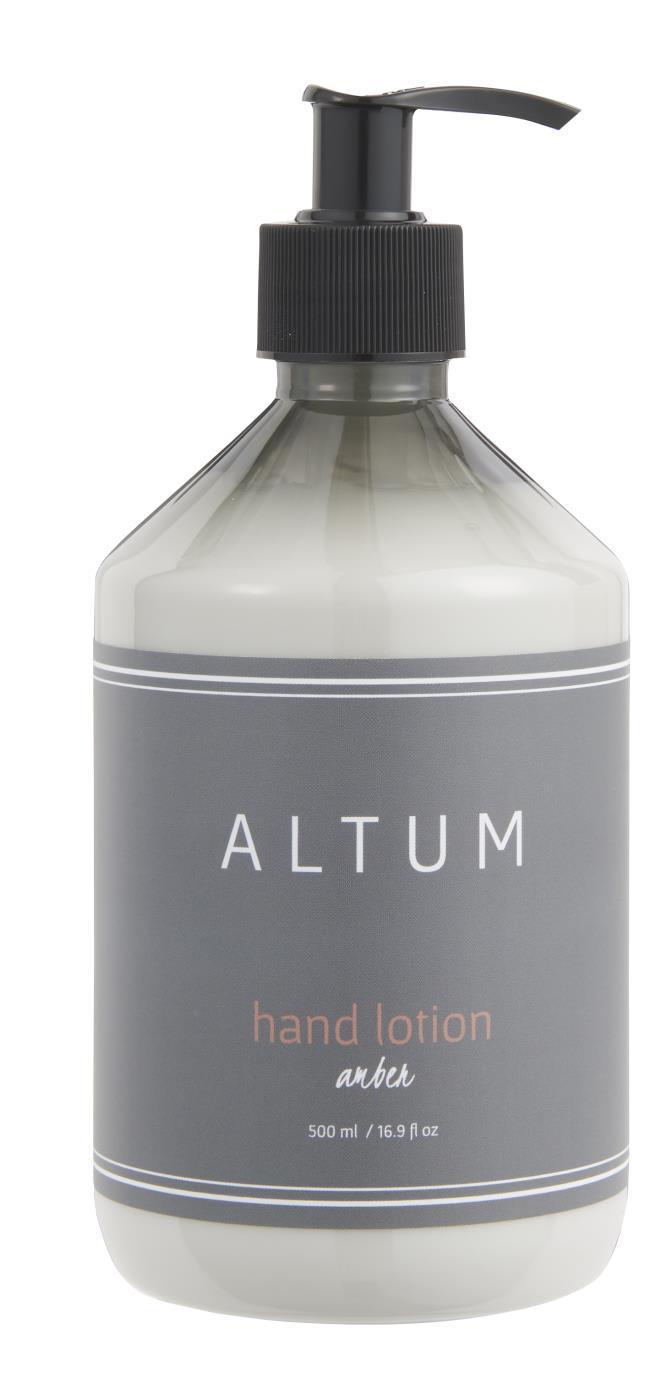 Ib Laursen Altum Amber Hand Lotion